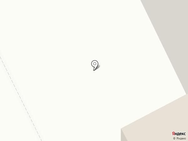 Улыбка радуги на карте Мурманска
