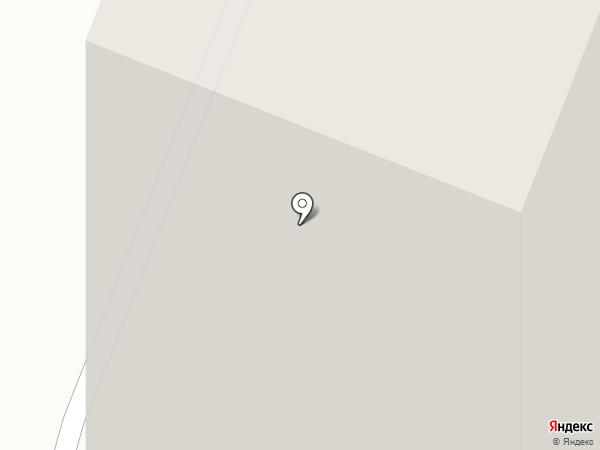 Белый клык на карте Мурманска