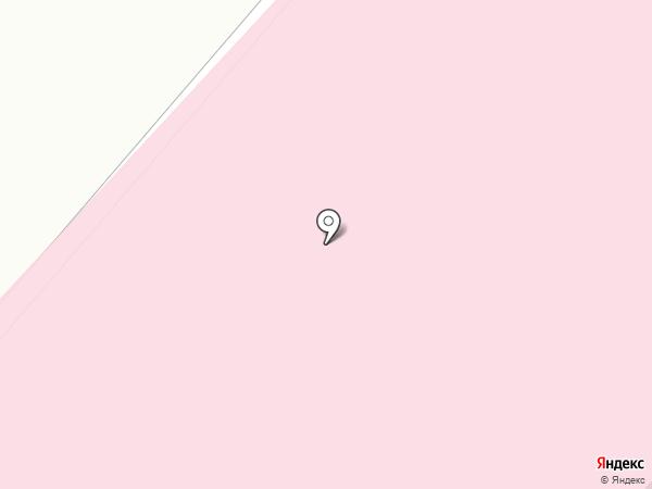Мурманский областной наркологический диспансер на карте Мурманска