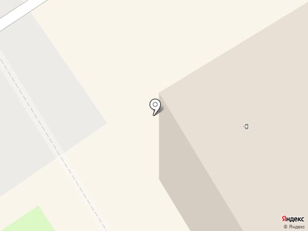 MurmanЛинза на карте Мурманска