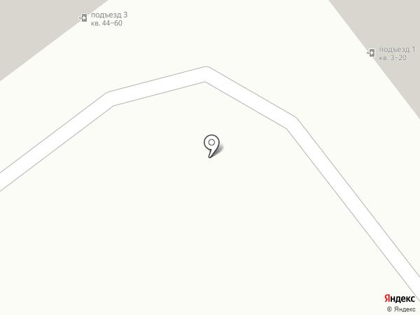 Гостинец на карте Мурманска