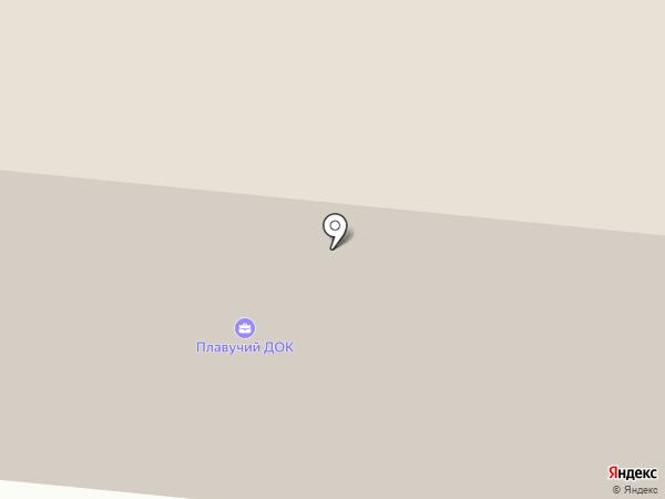 СПС-Холод-Мурманск на карте Мурманска
