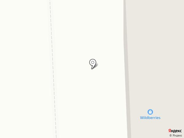 Скульптор на карте Мурманска