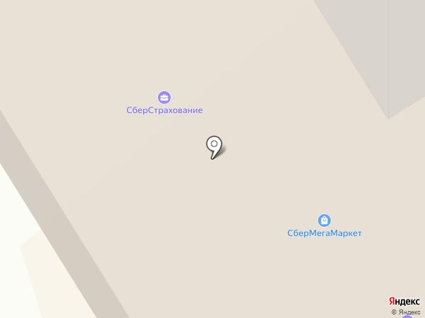 HAT TRICK на карте Мурманска