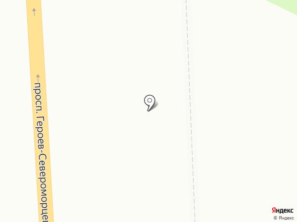 Пивная Гавань на карте Мурманска