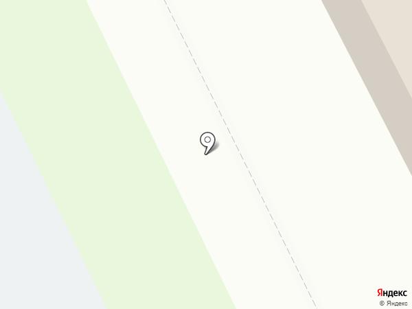 Вайкис на карте Мурманска