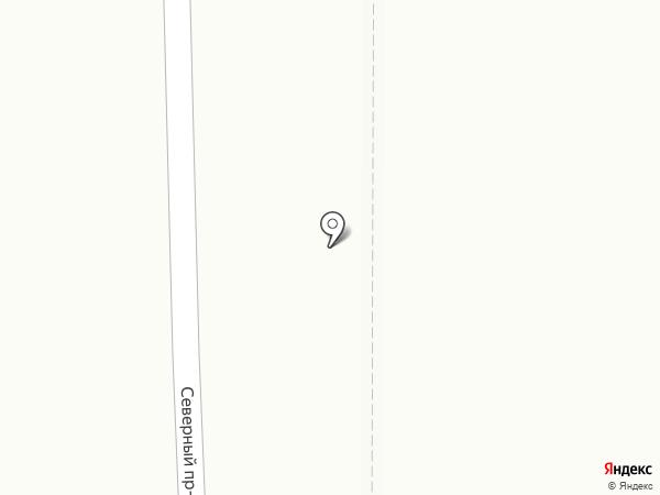 Фарфор на карте Мурманска