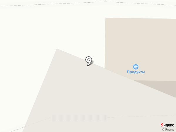Шаурма51 на карте Мурманска