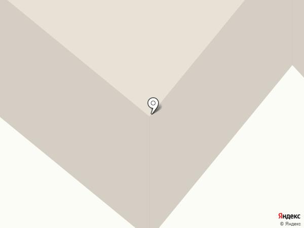 Центр занятости населения г. Мурманска на карте Мурманска