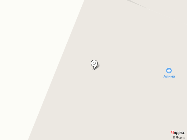 Алина на карте Мурманска
