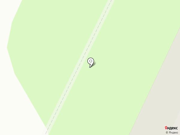 Алоэ на карте Мурманска