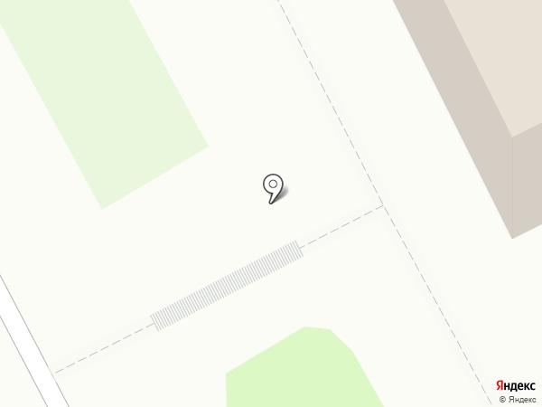 XXXX на карте Мурманска