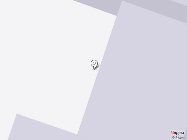 Гимназия №6 на карте Мурманска