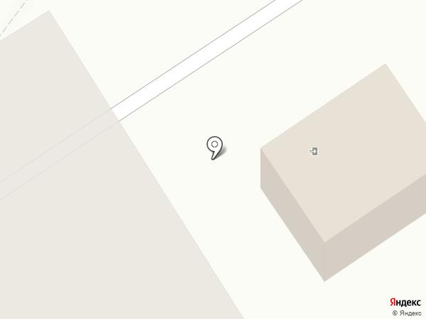 Специализированный магазин рыбы и мяса на карте Мурманска