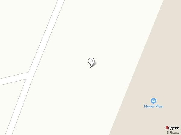 Гризли 51 на карте Мурманска