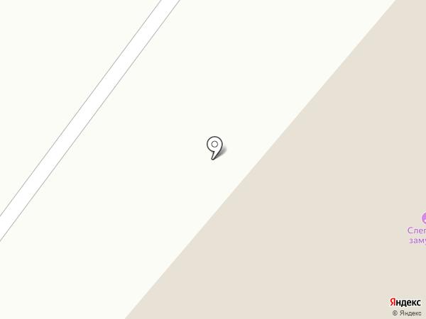 Слегка не замужем на карте Мурманска