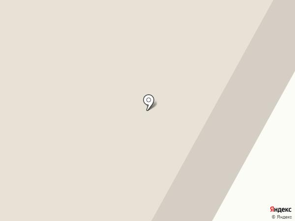 Мария на карте Мурманска