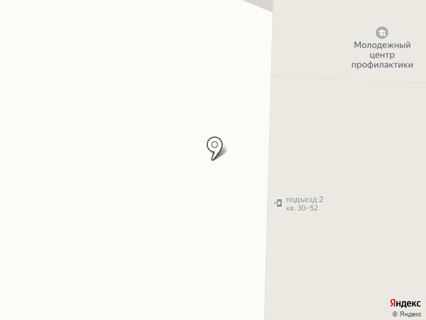Центр развития молодежного предпринимательства на карте Мурманска