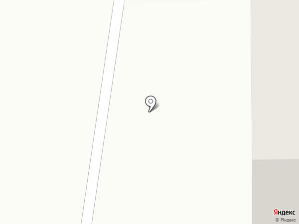 Фея на карте Мурманска