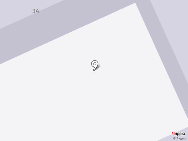 Прогимназия №24 на карте Мурманска