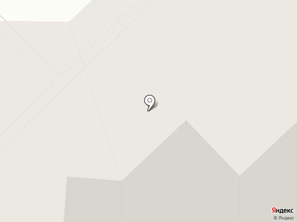 Центр школьного питания, МАУ на карте Мурманска