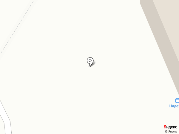 Надежда на карте Мурманска
