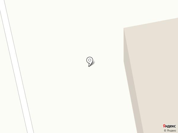 Спортивный комплекс на карте Мурманска