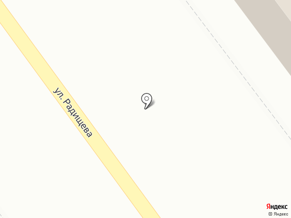 Следственный изолятор №1 на карте Мурманска