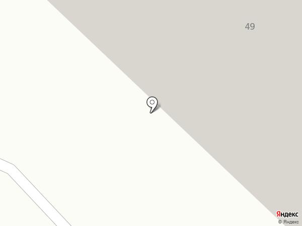 Офис общей врачебной практики №2 на карте Мурманска
