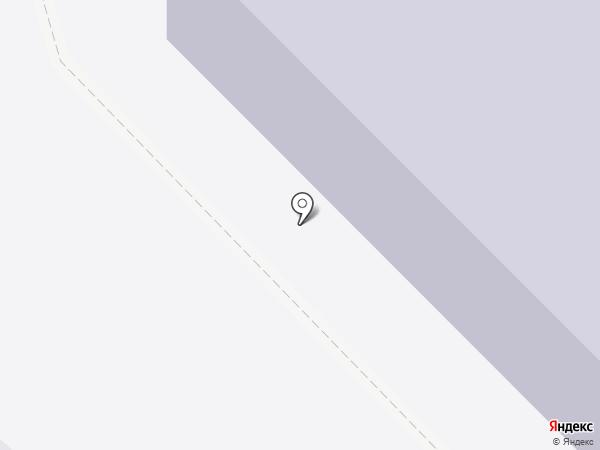 Солнечный Дом на карте Мурманска