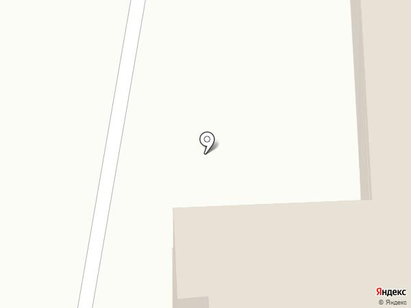 СГР-принт на карте Мурманска