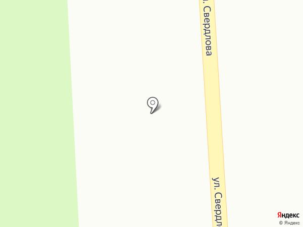 Мегахенд на карте Мурманска