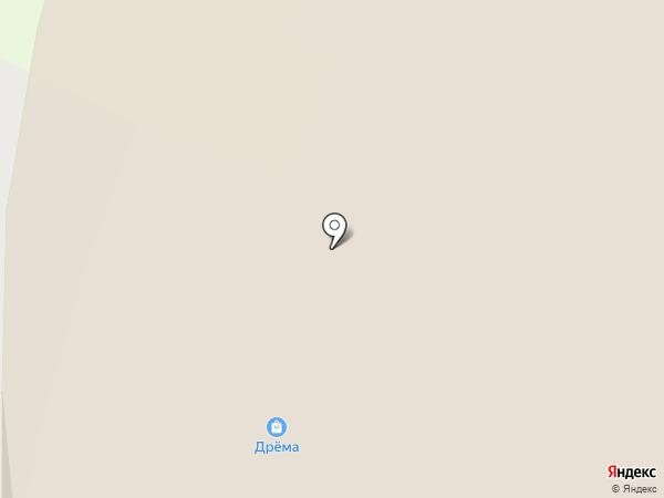 Золотой на карте Мурманска