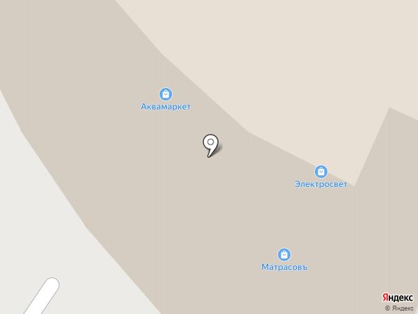 Автомат по продаже газированной воды на карте Мурманска