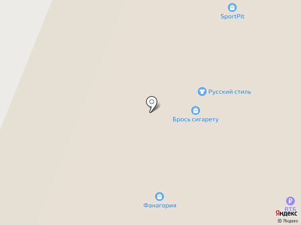 Элекснет на карте Мурманска