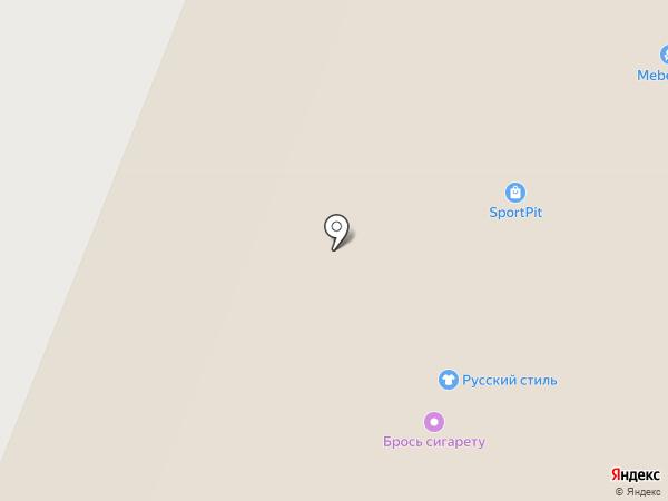 АвтоПрестиж на карте Мурманска