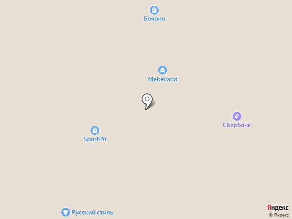 Linzzbox на карте Мурманска