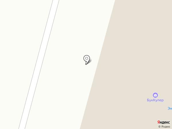 Строй-Сервис на карте Мурманска