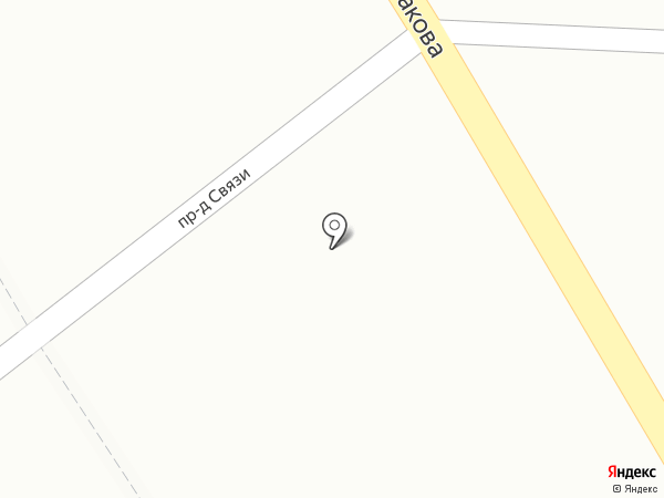 Вираж на карте Мурманска