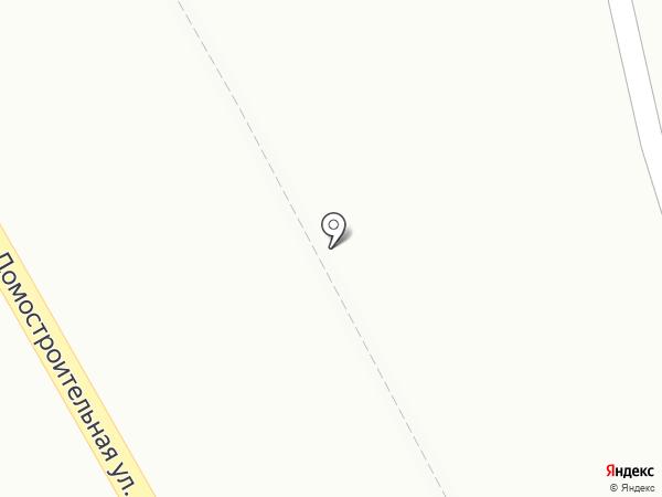 Вертикаль на карте Мурманска