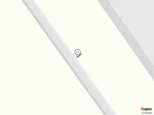 Декоратор на карте Мурманска
