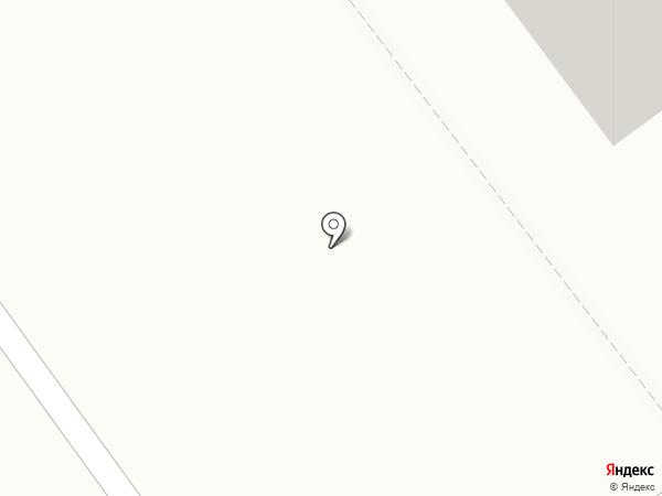 Базис на карте Мурманска