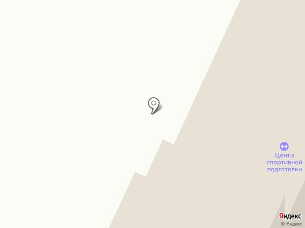 Центр спортивной подготовки, ГАУ на карте Мурманска