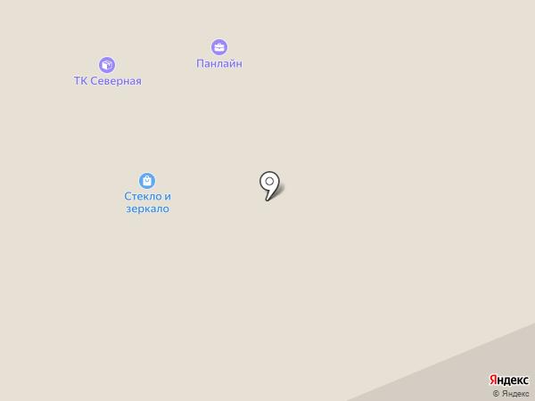 Актив-плюс на карте Мурманска