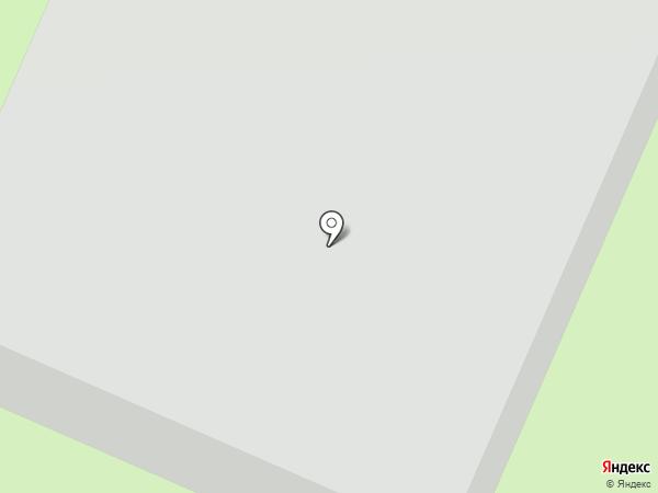 Чум на карте Мурманска