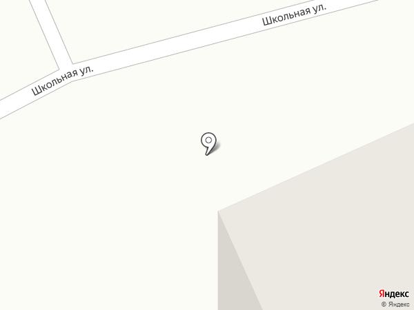 Камелия на карте Мурманска