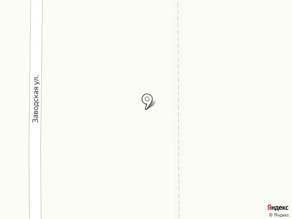 Островок на карте Мурманска