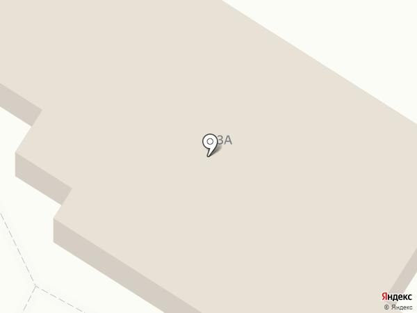 Универсальный магазин на карте Отрадного
