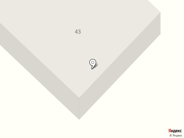 Северные просторы на карте Бесовца