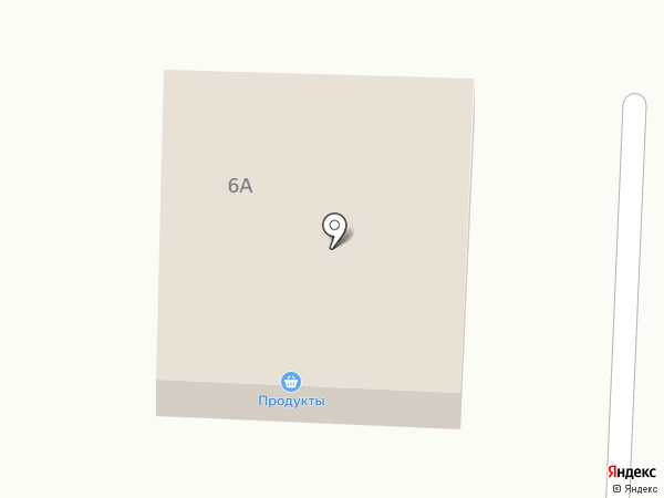 КООП на карте Отрадного